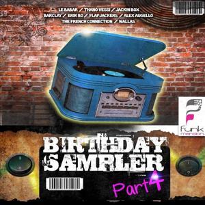 Birthday Sampler (Part 4)