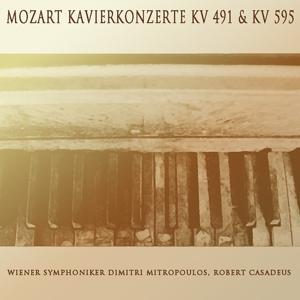 Mozart: Klavierkonzerte KV 491 & KV 595