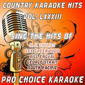 Country Karaoke Hits, Vol. 83 (The Greatest Country Karaoke Hits)