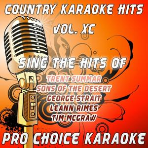 Country Karaoke Hits, Vol. 90 (The Greatest Country Karaoke Hits)