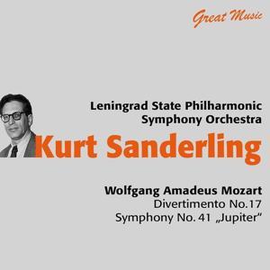 Mozart: Divertimento No. 17 & Symphony No. 4