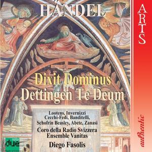 Handel: Dettingen Te Deum & Dixit Dominus