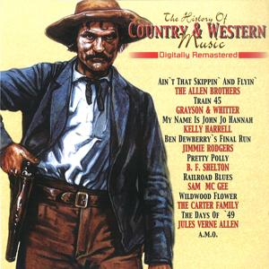 The History of Country & Western, Vol. 1 (Remastered)