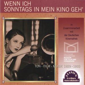 Wenn ich Sonntags in mein Kino geh (Ton-Film-Musik 1929-1933)