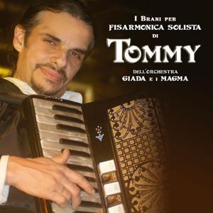 I brani per fisarmonica solista di tommy