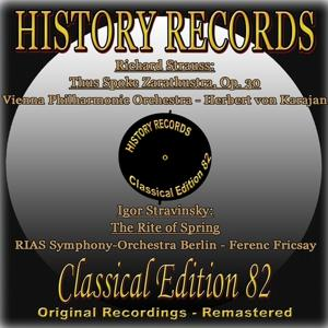 History Records - Classical Edition 82 (Original Recordings - Remastered)