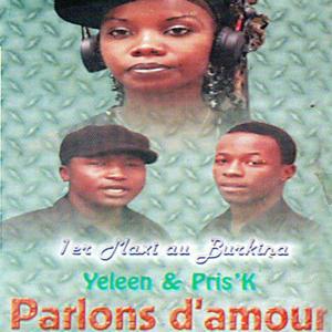 Parlons d'amour (1er maxi au Burkina)