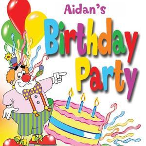 Aidan's Birthday Party