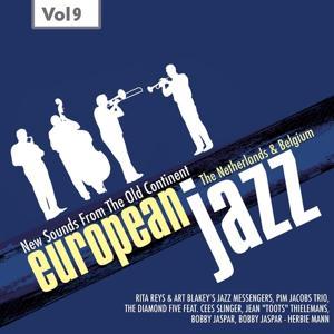 European Jazz (The Netherlands and Belgium, Vol. 9)