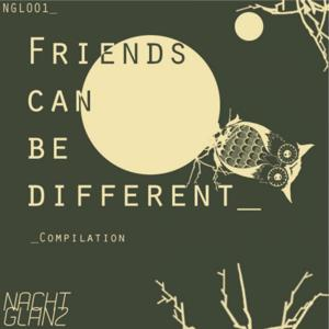 Friends Can Be Different