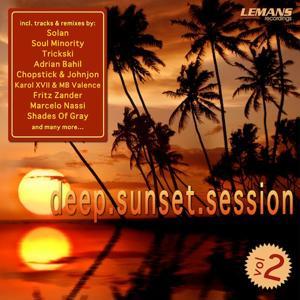 Deep Sunset Session, Vol. 2