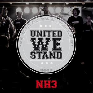 United we stand (Real People Fall Down But We Never Give Up)