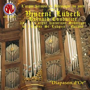 Vincent Lübeck: Intégrale orgue (L'orgue baroque en Allemagne du nord, Vol. 1)
