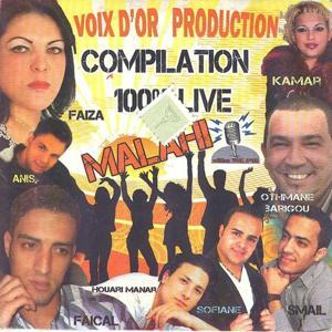 Compilation Raï 100% Live