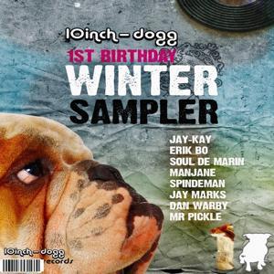 1st Birthday Winter Sampler