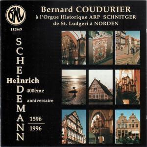 Scheidemann: Œuvres d'orgue (400e anniversaire de la naissance de Scheidemann)