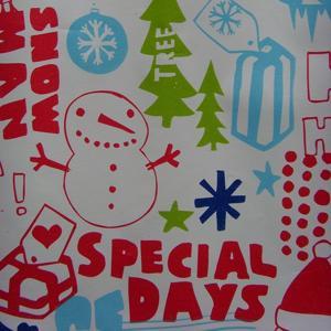 Special Days (A Christmas Festival)