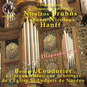 Intégrale orgue (L'orgue baroque en Allemagne du Nord, Vol. 2)