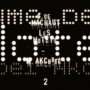 Guillaume de Machaut: Les motets, Vol. 2 (Arr. for Guitar)