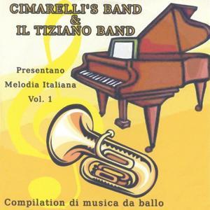 Melodia italiana, vol. 1 (Compilation di musica da ballo)