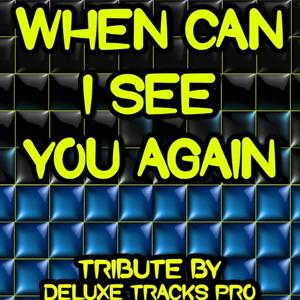 When Can I See You Again - A Tribute to Owl City