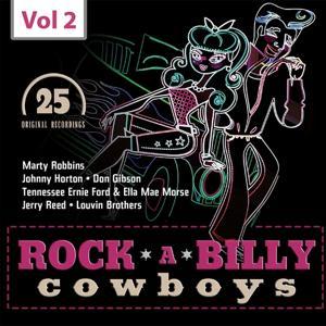 Rockabilly Cowboys, Vol. 2