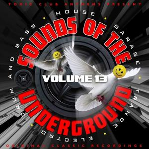 Toxic Club Anthems Present - Sounds of the Underground, Vol. 13
