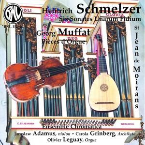 Six Sonates Unarum Fidium pour violon et basse, pièces d'orgue (1664)