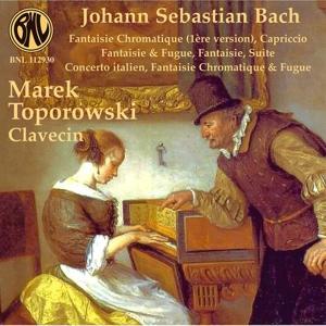 Bach: Pièces pour clavecin (Bnl 112930)
