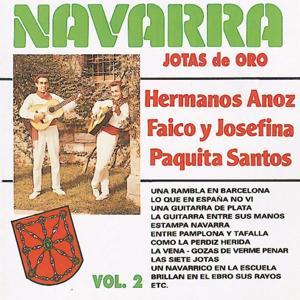 Jotas de Oro : Navarra, Vol. 2