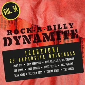 Rock-A-Billy Dynamite, Vol. 34