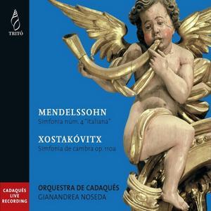 Mendelssohn & Shostakovich