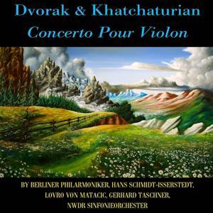 Dvorak & Khachaturian: Concerto pour violon