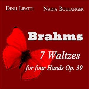 Brahms: 7 Waltzes for Four Hands, Op. 39