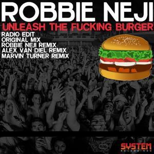 Unleash the F**king Burger