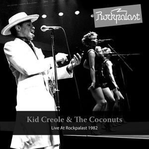 Live At Rockpalast (Grugahalle Essen, 16.10.1982 & Satory Halls Cologne, 03.06.1982)