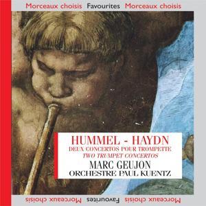 Hummel & Haydn: Concertos pour trompette