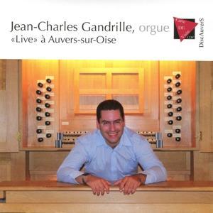Jean Charles Gandrille, Live (Orgue)