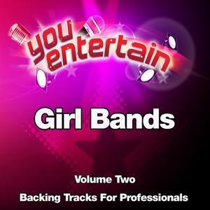Girl Bands - Professional Backing Tracks, Vol. 2