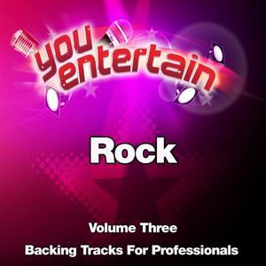 Rock - Professional Backing Tracks, Vol. 3