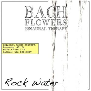 Rock Water EFT Dose Therapy (Binaural Real Frequency from Bach Flowers)