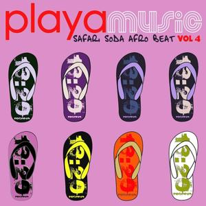 Superchancla, Vol. 4 (Safari Soda Afro Beat)