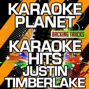 Karaoke Hits Justin Timberlake (Karaoke Version)