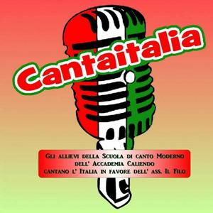 Cantaitalia (Allievi accademia caliendo scuola di canto moderno caliendo)