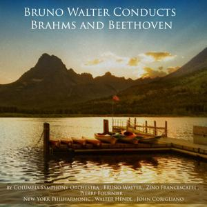 Bruno Walter Conducts Brahms and Beethoven