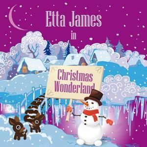 Etta James in Christmas Wonderland