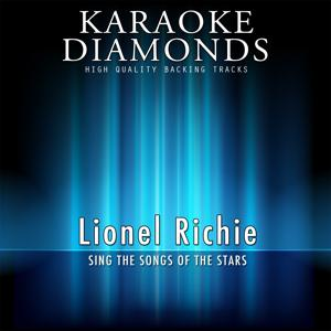 The Greatest Songs of Lionel Richie (Karaoke Version)