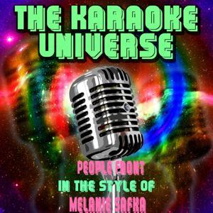 People Front (Karaoke Version) [In the Style of Melanie Safka]