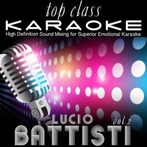 Top Class Karaoke: Lucio Battisti, Vol. 2