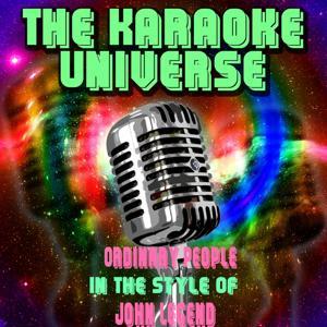 Ordinary People (Karaoke Version) [in the Style of John Legend]
